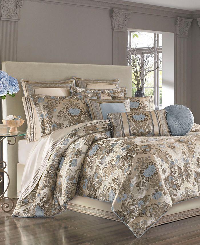 J Queen New York - Jordyn Olivia Queen Comforter Set