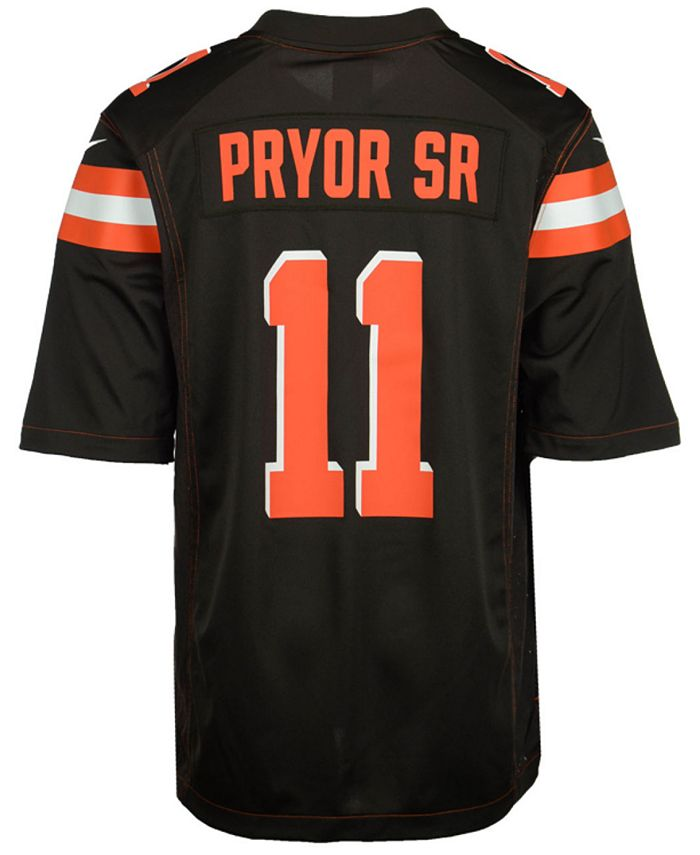 Nike Men's Terrelle Pryor Cleveland Browns Game Jersey & Reviews ...