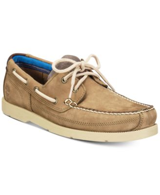 Piper Cove Leather Boat Shoes \u0026 Reviews
