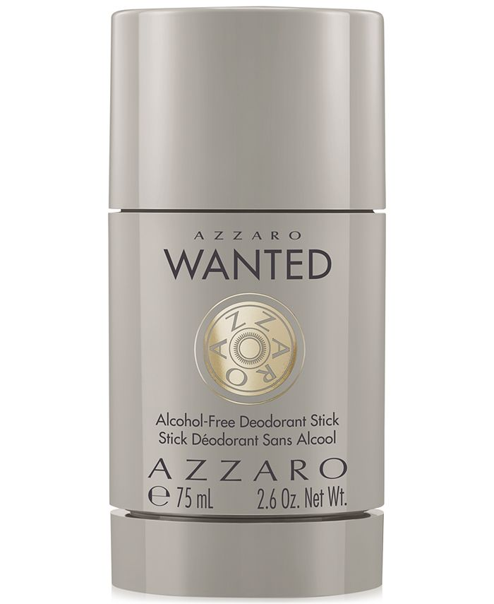 Azzaro - Wanted Deodorant, 2.6 oz,