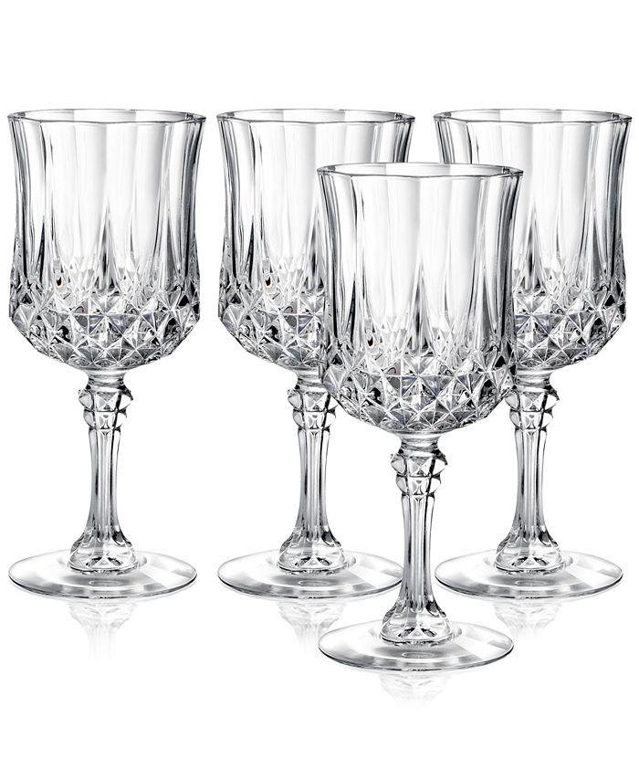 Longchamp - 4-Pc. Goblet Set