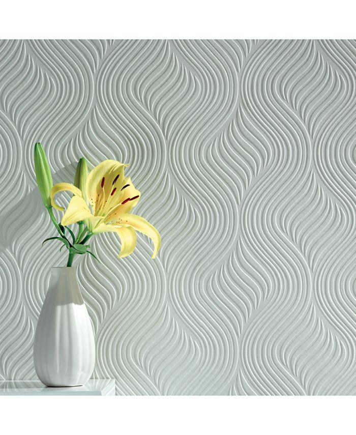 Graham & Brown - Pure Paintable Wallpaper