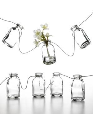 Design Ideas Garland, Glass Bottles