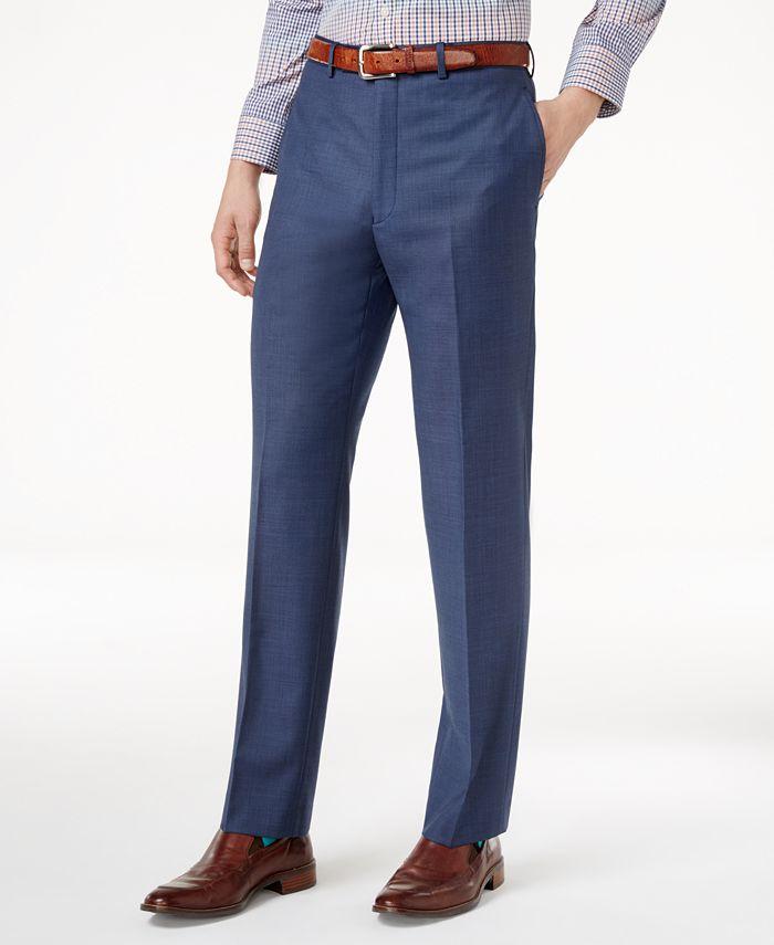 Calvin Klein - Blue Slim-Fit Pants