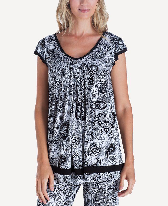 Ellen Tracy - Yours to Love Short Sleeve Top