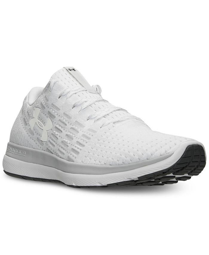 Under Armour - Men's Threadborne Slingflex Running Sneakers from Finish Line