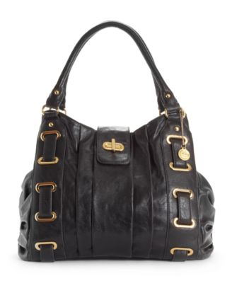 Big Buddha Handbag, Empire Triple Entry Bag