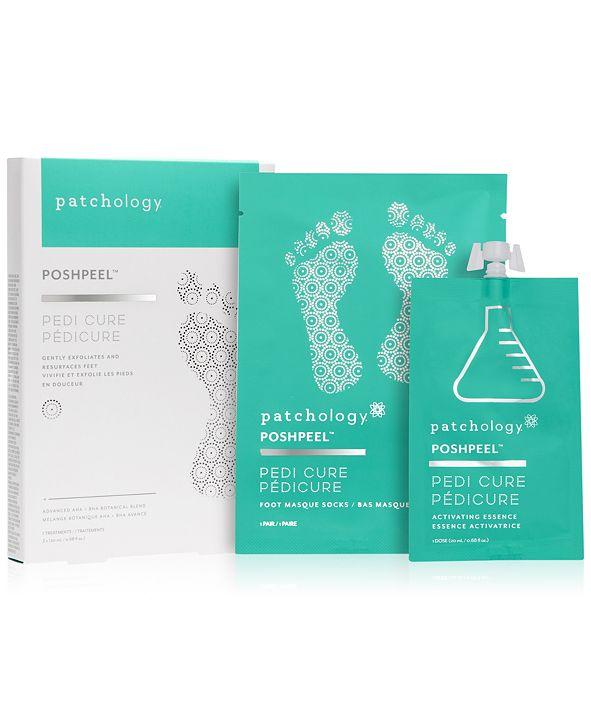 Patchology Single Treatment PoshPeel Pedi Cure