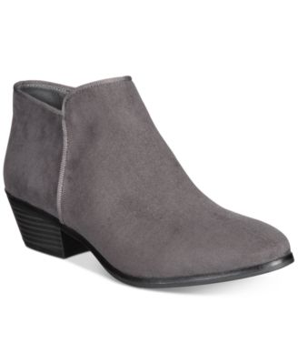 Co Wileyy Ankle Booties, Created