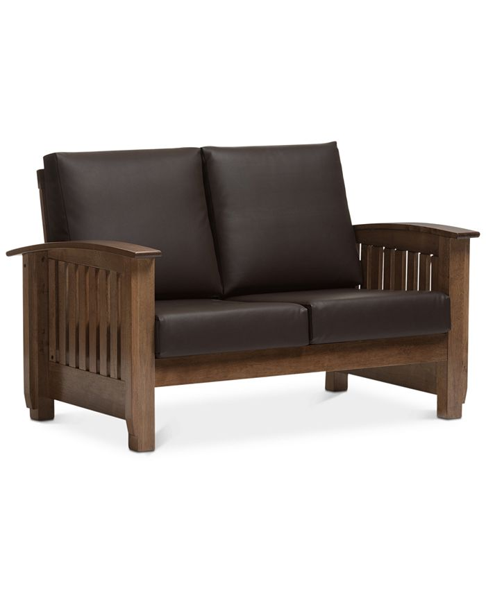 Furniture - Charlotte Loveseat, Quick Ship