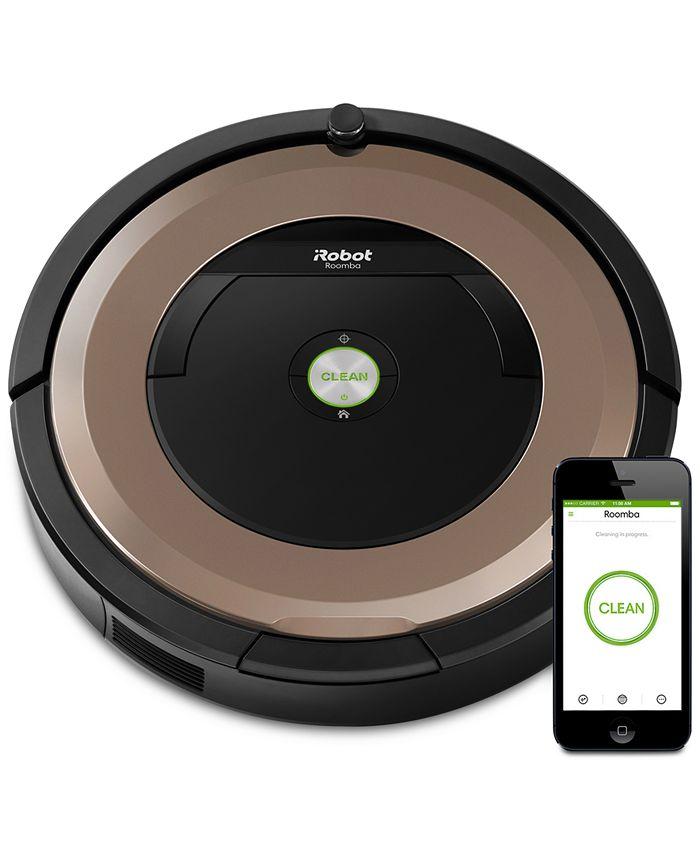 iRobot - Roomba® 895 Wi-Fi® Vacuuming Robot