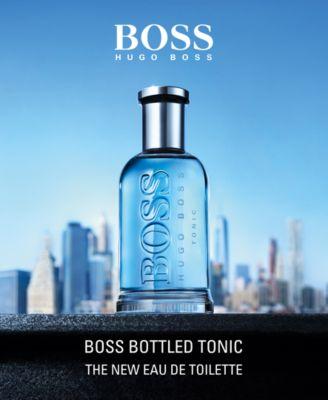 Hugo Boss Men's BOSS BOTTLED TONIC Eau de Toilette Spray, 3.3 oz.