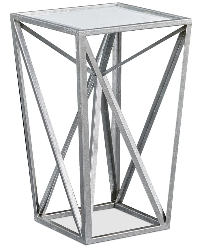 Furniture - Zee Accent Table, Quick Ship