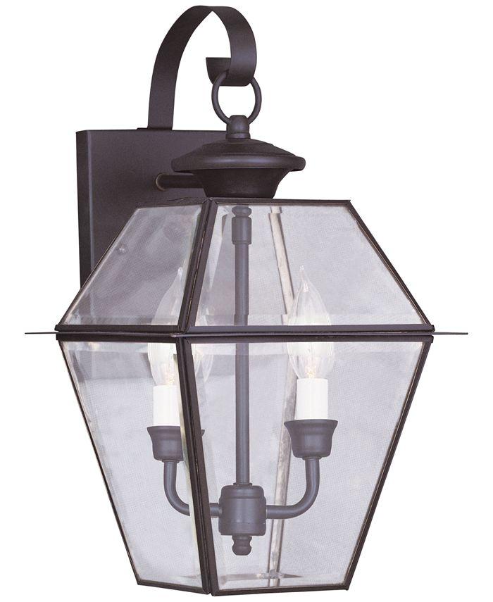 Livex - Westover Wall Lantern Light