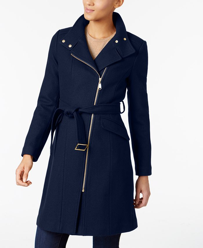 Cole Haan - Asymmetrical Walker Coat