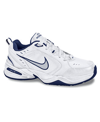Nike Men's Air Monarch IV Wide Training Sneakers from Finish Line & Reviews  - Finish Line Athletic Shoes - Men - Macy's