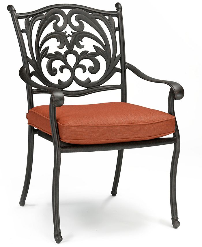 Furniture - Chateau Aluminum Outdoor Dining Chair