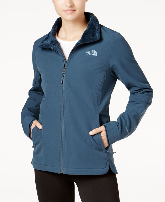 The North Face - Lisie Water-Repellent Fleece-Lined Jacket
