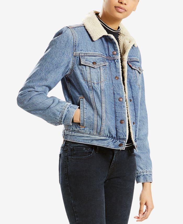 Levi's - Original Fleece-Lined Denim Jacket