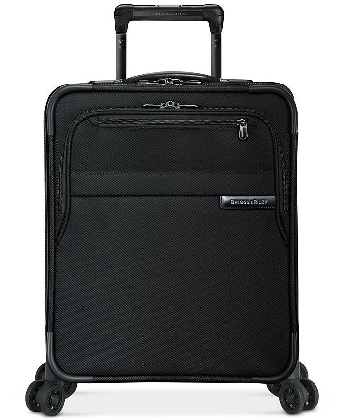 """Briggs & Riley - Baseline 21"""" International Carry-On Spinner Suitcase"""