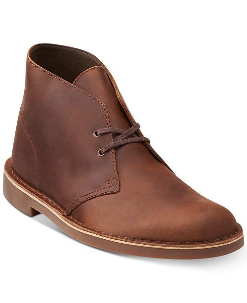 tienda de comestibles musical T  Clarks Men's Bushacre 2 Chukka Boots & Reviews - All Men's Shoes - Men -  Macy's