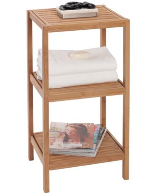 Creative Bath Organization, Eco 3-Shelf Tower