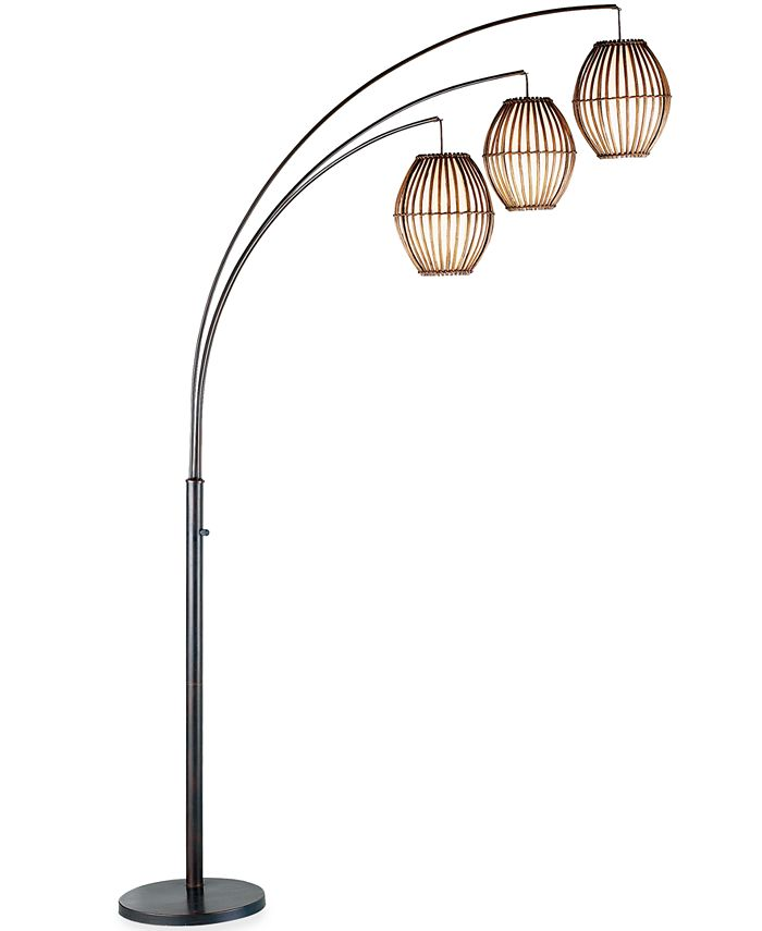 Adesso - Maui Arc Floor Lamp