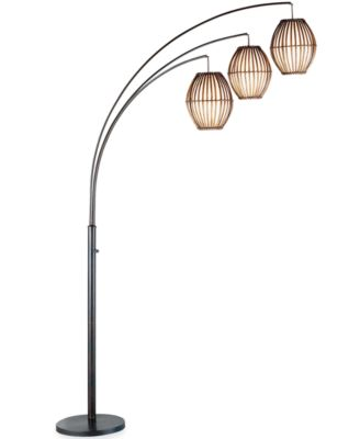 Adesso Maui Arc Floor Lamp