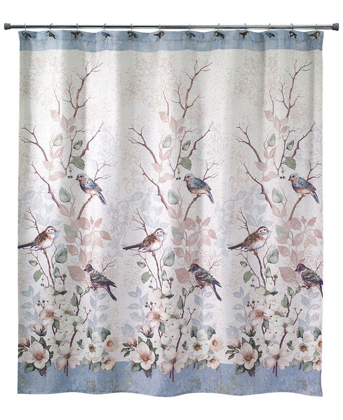 Avanti - Love Nest Shower Curtain