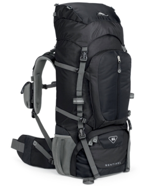 High Sierra Backpack, 65 Liter Sentinel Frame Pack