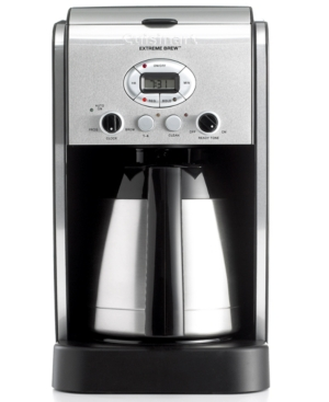 Cuisinart DCC-2750 Coffee Maker, 10 Cup Thermal Extreme Brew