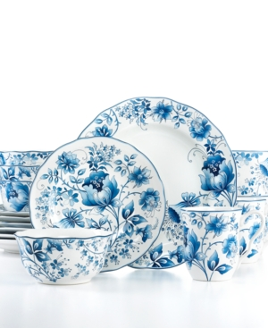 222 Fifth Dinnerware, Ionia 16 Piece Set