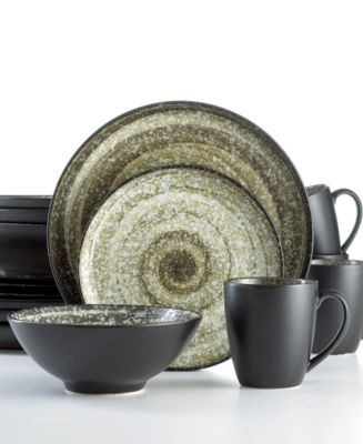 Sango Dinnerware Soho Black 16 Piece Set  sc 1 st  Promotot.com & Gifts by Price -- Promotot.com