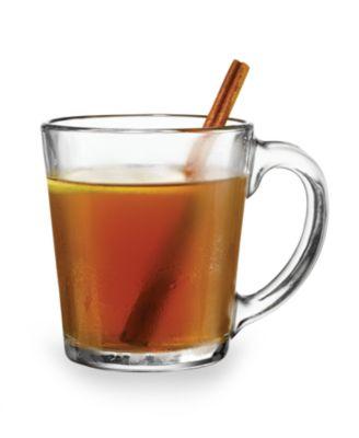 CLOSEOUT! The Cellar Glassware, Set of 4 Coffee Mugs