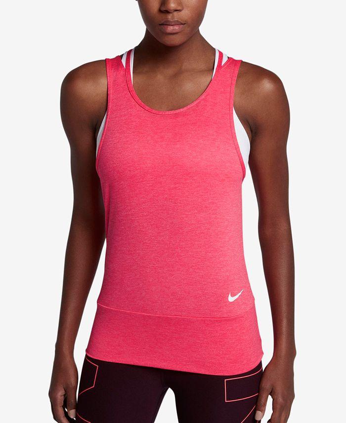 Nike - Dry Racerback Tank Top
