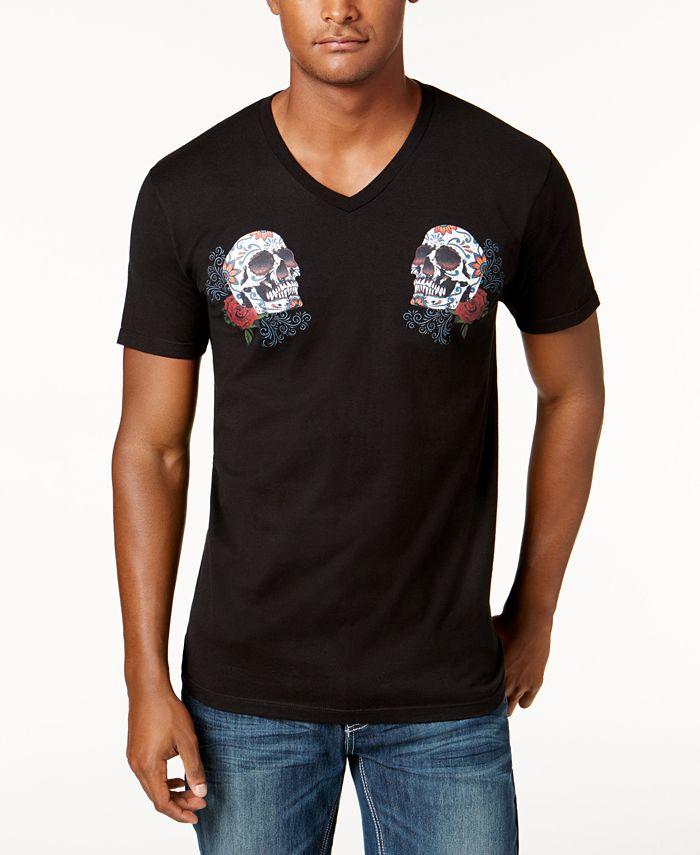 INC International Concepts - Men's Graphic-Print T-Shirt