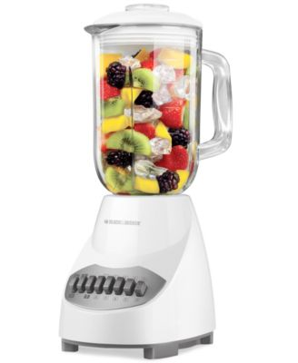 Black & Decker BL2010WG Blender, 10 Speed