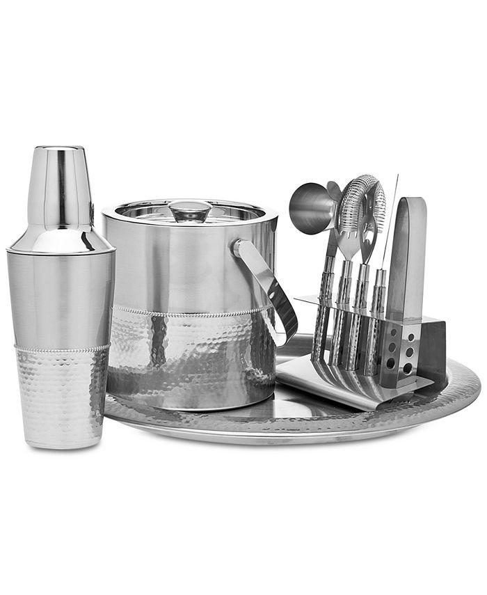 Godinger - Stainless Steel 9-Pc. Bar Tools Set