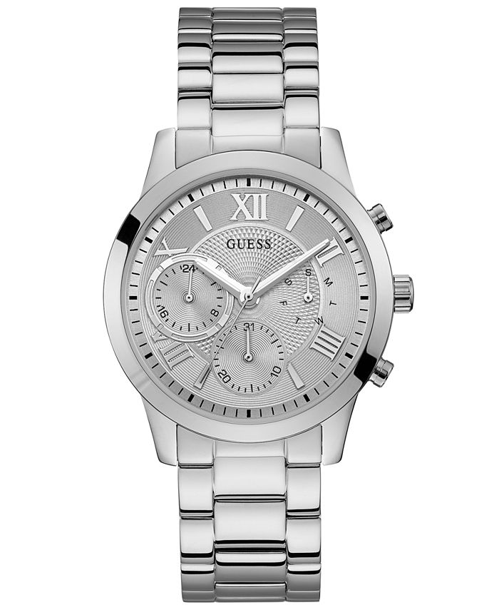 GUESS - Women's Stainless Steel Bracelet Watch 40mm
