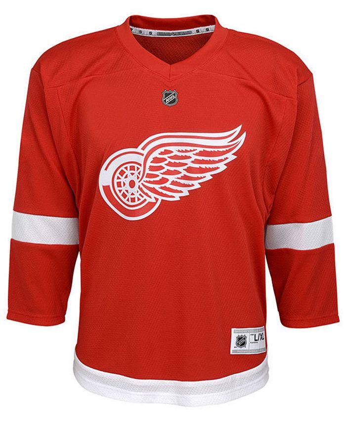 Authentic NHL Apparel - Blank Replica Jersey, Big Boys (8-20)