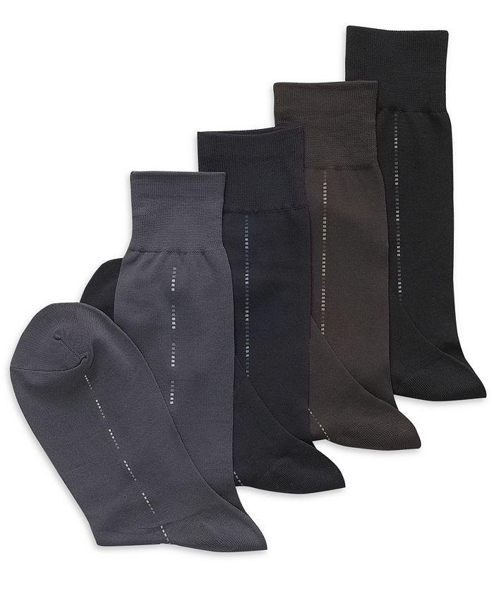 Perry Ellis Portfolio - Socks, Microfiber Luxury Stripe Socks