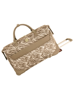 "Anne Klein Rolling City Bag, 22""Lion's Mane"