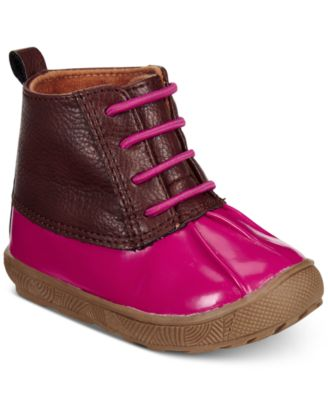First Impressions Duck Boots, Baby