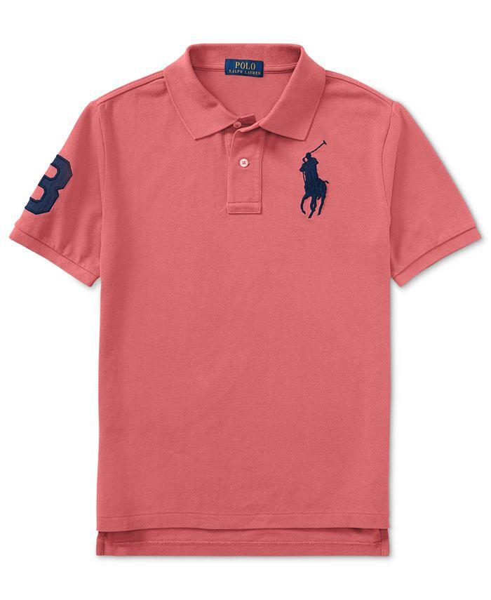 Polo Ralph Lauren - Cotton Polo, Big Boys (8-20)