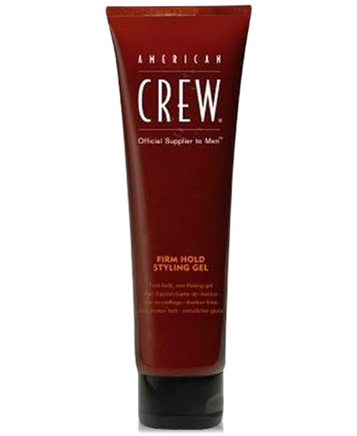 American Crew - Firm Hold Gel, 3.3-oz.