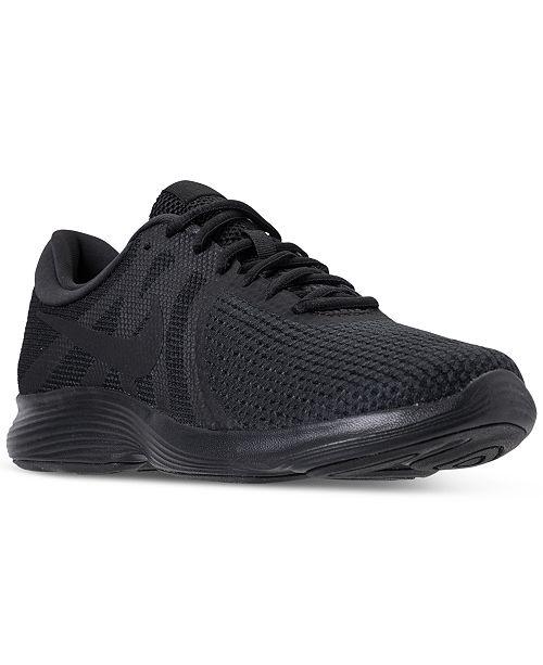 Nike Men's Revolution 4 Running Sneakers from Finish Line ...