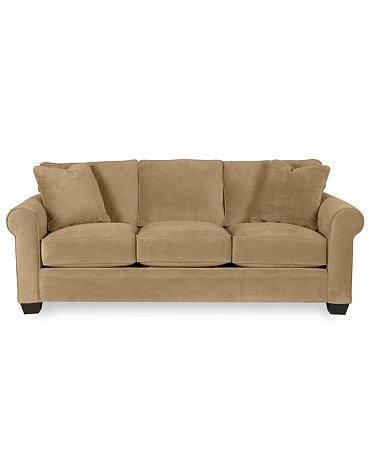 Remo Fabric Queen Sleeper Sofa Bed Furniture Macy 39 S