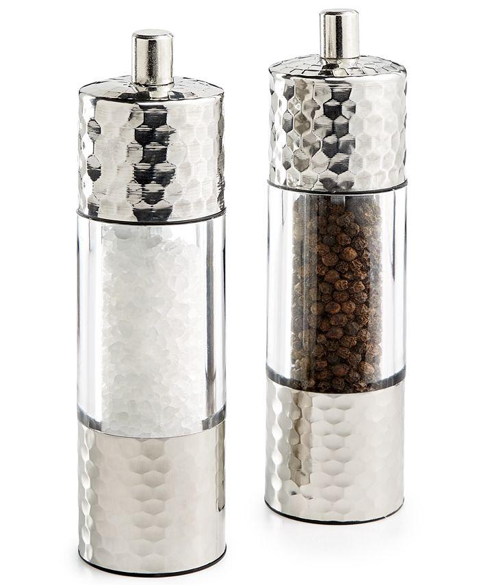 Martha Stewart Collection - Salt and Pepper Mill Set