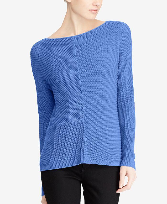 Lauren Ralph Lauren - Boat-Neck Sweater