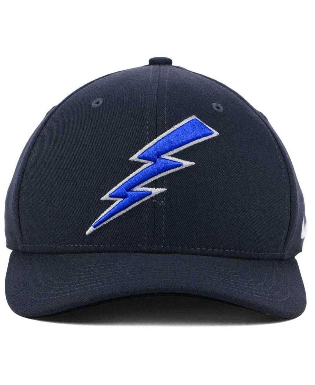 Nike Air Force Falcons Anthracite Classic Swoosh Cap & Reviews - Sports Fan Shop By Lids - Men - Macy's
